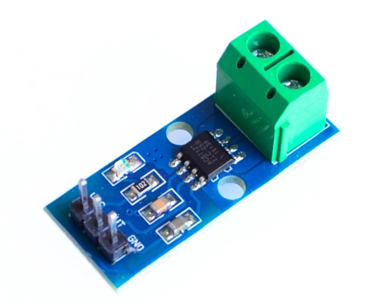 intensity sensor 20 A for battery and load